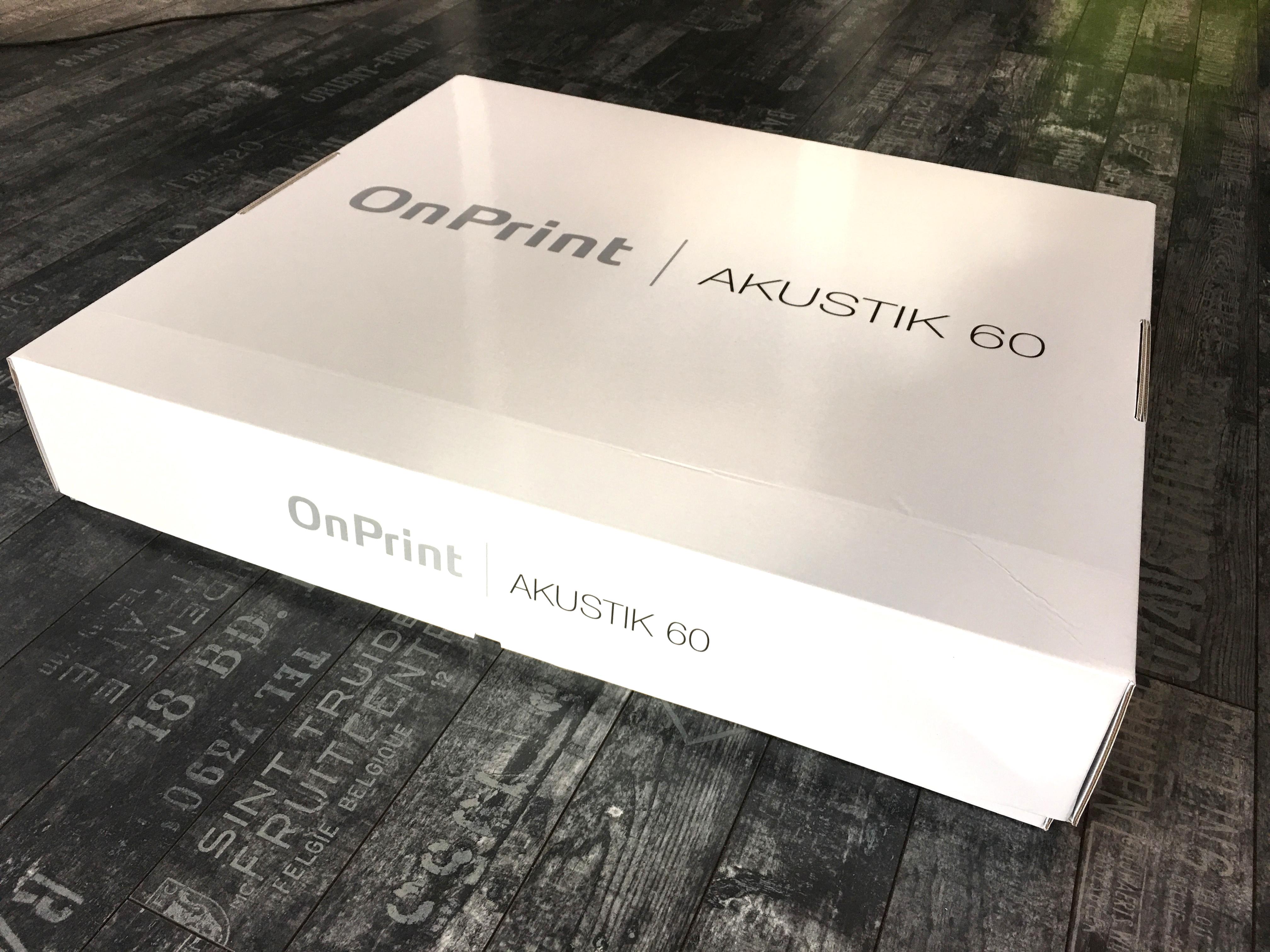 akustikplader med print lydreducerende
