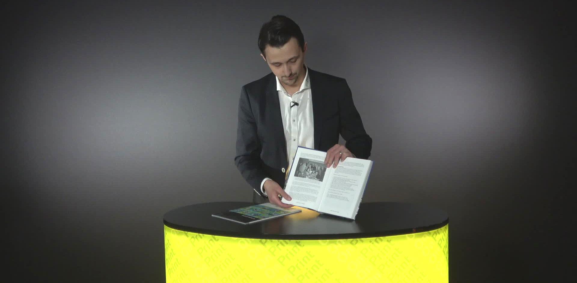 softcover- og hardcover onprint holbæk