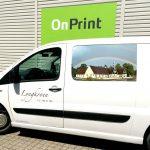 Lyngkroens bil Nykøbing OnPrint